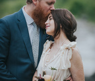 Catskills wedding portraits