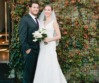 NYC wedding portrait