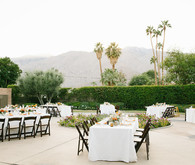 Palm Springs reception