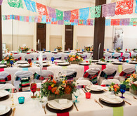 Mexican inspired reception