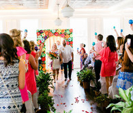 Mexican themed surprise wedding