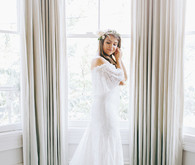 Daughters of Simone wedding dress