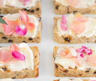 floral toasts