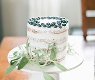 Fixer Upper inspired baby shower