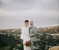 San Diego wedding portrait