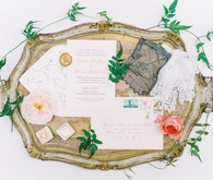 Paper Source wedding invitations