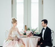 Spring wedding fashion