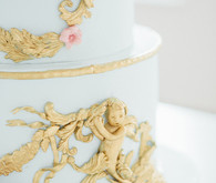 French wedding cake