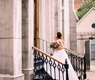 New Orleans bridal portrait