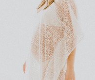 All white bohemian maternity photos