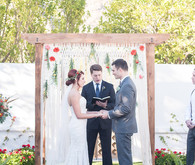 Elegant Desert Dream Wedding