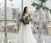 NYC penthouse wedding inspiration