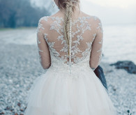 Yoliah Suppose wedding dress