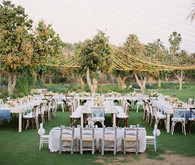 Mexico wedding reception
