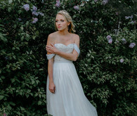 Desiree Spice wedding dress