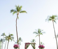 Wedding at Hyatt Regency Maui