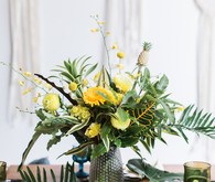 boho pineapple party ideas