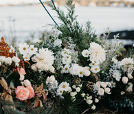 Elopement flowers