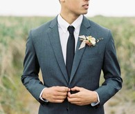 Groom's suit
