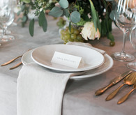 Romantic place setting
