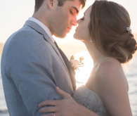 Sailboat wedding portrait