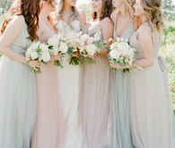rustic pastel oklahoma wedding