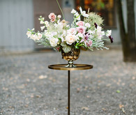 romantic wedding flowers