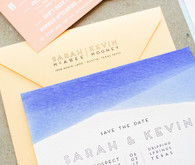 modern save the dates