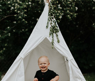 Teepee for first birthday