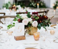 Elegant rustic tablescape ideas