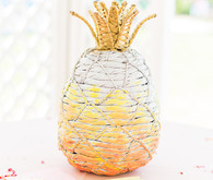 pineapple party decor