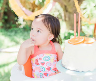Tutti Frutti tropical second birthday