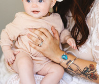 mother daughter flower crowns