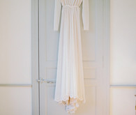 Zanna Salatova wedding dress