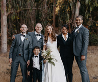 Intimate Big Sur wedding