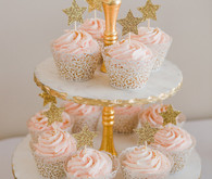 star cupcake toppers