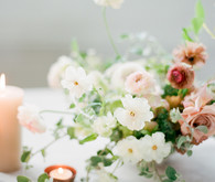 Delicate fall floral ideas