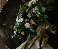 dark fall bouquet