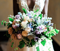 French impressionist inspired wedding ideas