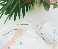 Surf birthday party ideas