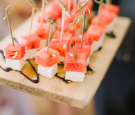 Bridal shower appetizers