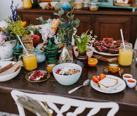 bridesmaid brunch ideas