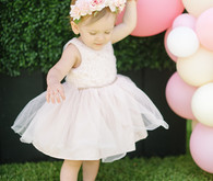 Flower crown for girl