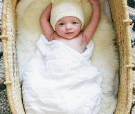 boy's newborn photos