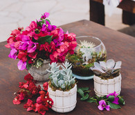 Fiesta chic wedding in Palos Verdes