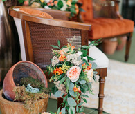 Late summer wedding inspiration