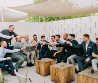 Ace Hotel Palm Springs same sex wedding