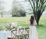 Pastel garden wedding ideas