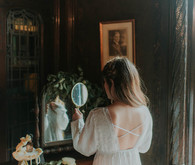 Moody, ornate Secret Garden-inspired bridal editorial
