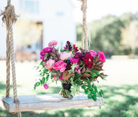 Fuchsia bouquet